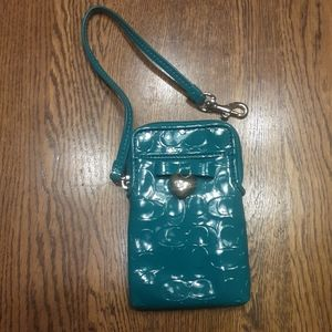 Preowned Coach wallet $29.00 # 484